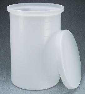 Pojemniki, cylindryczne, grubościenne, z pokrywką, Nalgene®