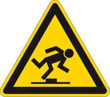Danger of tripping