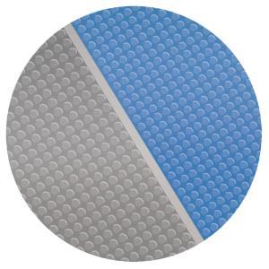 Ergomaty z pęcherzykowatą i gładką powierzchnią