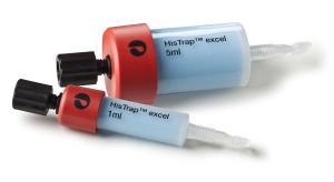 Kolumny do chromatografii powinowactwa, HisTrap™ excel