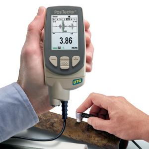 Ultrasonic wall thickness gauges, PosiTector®