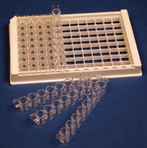 Akcesoria do zestawów chromatografii powinowactwa immunologicznego